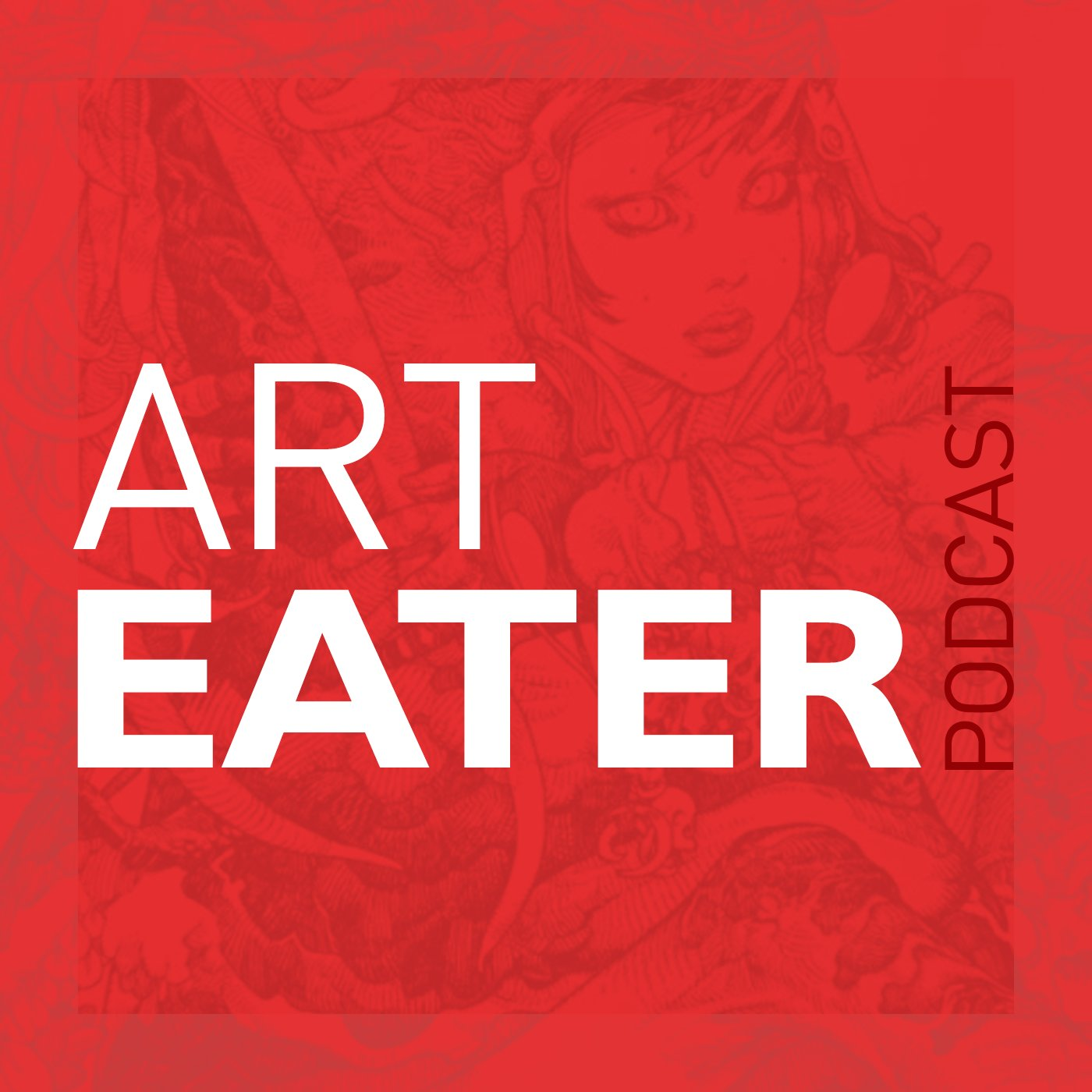 Art Eater Podcast Logo